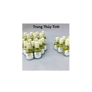 Chai thủy tinh 50ml đựng thực phẩm