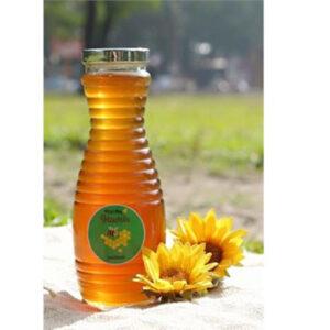 Chai thủy tinh đựng mật ong 1000ml
