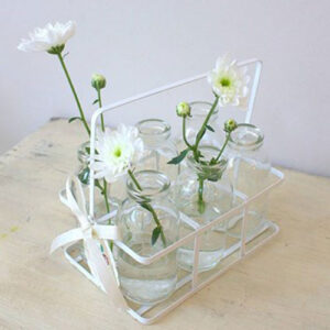 Chai thủy tinh cắm hoa 100ml